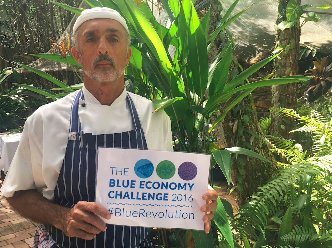 Iconic Aussie Restaurant Helps Spark a Blue Revolution for Oceans – You Can Too!