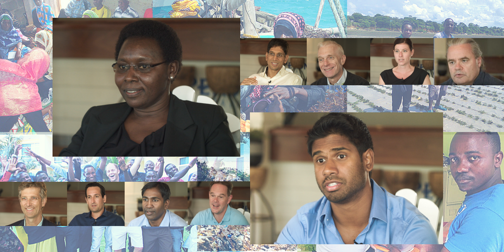 Why We Innovate: Aquaculture Innovators Share Their Stories